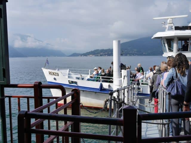 ferry to Bellagio