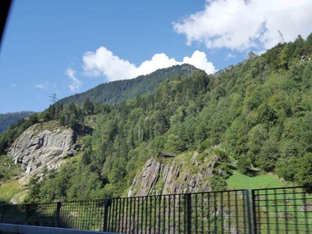 Gotthard pas