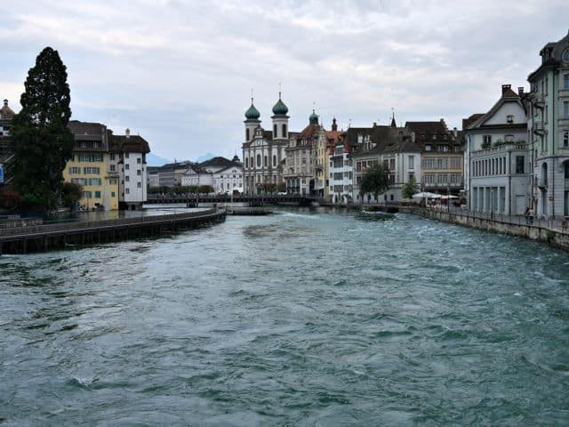 Luzern Reuss