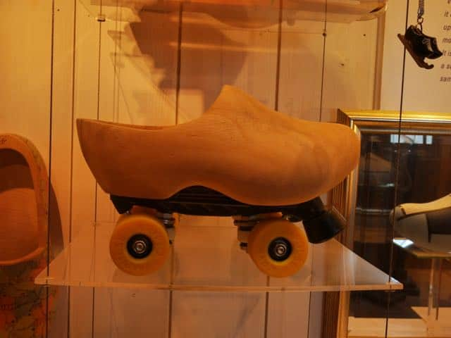 Rollerwoodenshoes
