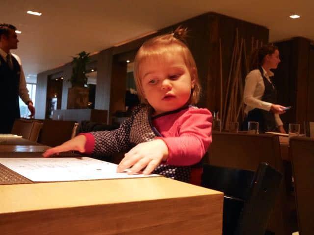 Pippa checkt de kaart