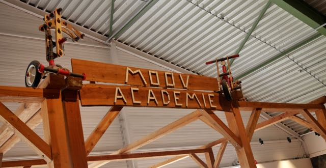 Speciaal hoekje voor de Moov academie