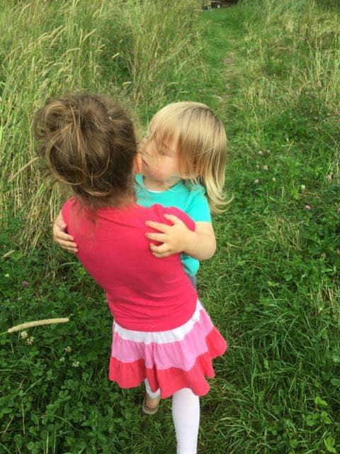 Lieve zusjes!