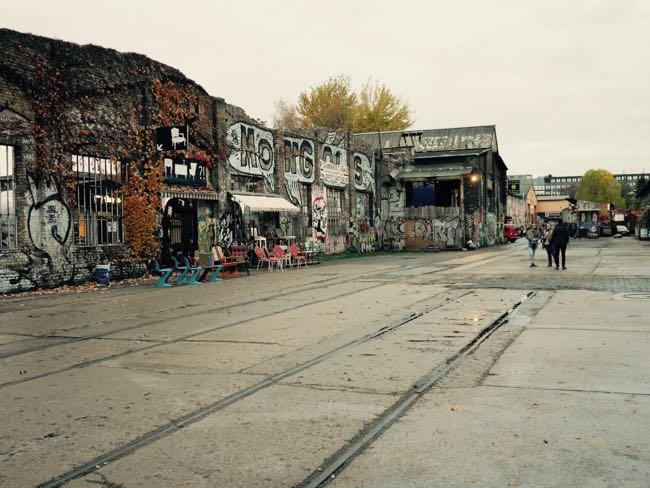 Fietsen door Berlijn