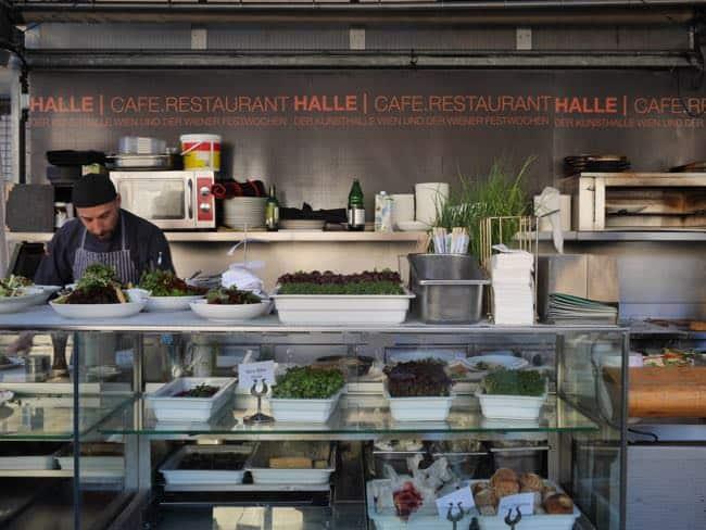 eten in Wenen