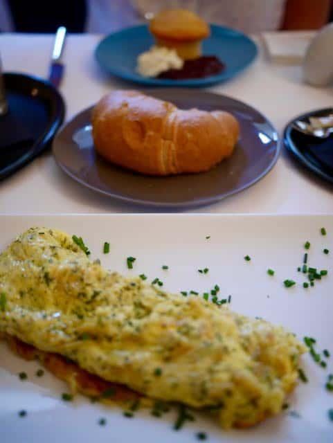 lekker ontbijten in Wenen