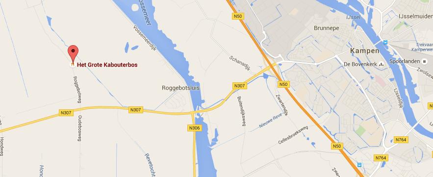 (bron: Google Maps)