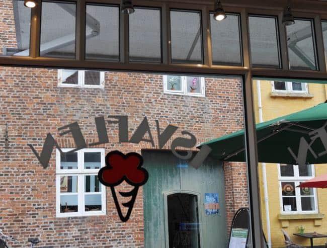 ijs bestellen in Denemarken - 1