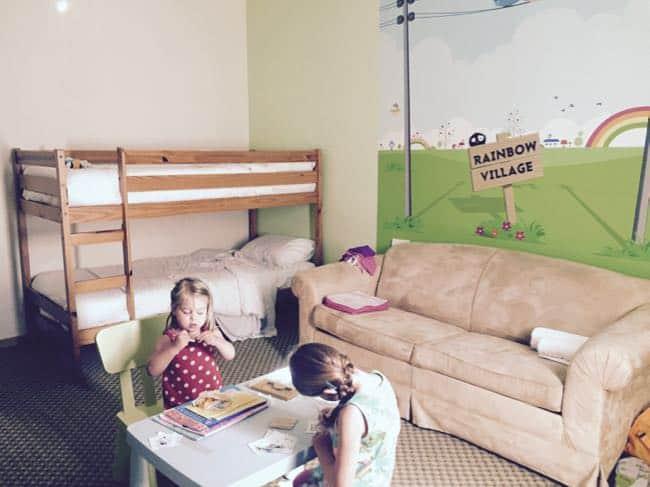 kindvriendelijk hotel in porto