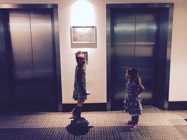 Posh meisjes, hotellife