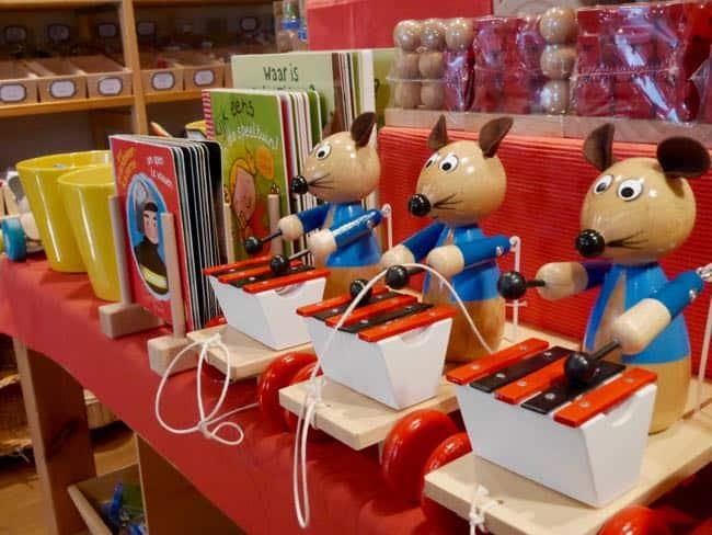 Dille en Kamille heeft altijd zoveel leuk en duurzaam speelgoed!