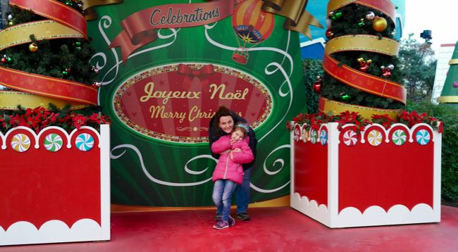 disneyland met de kerst - 2