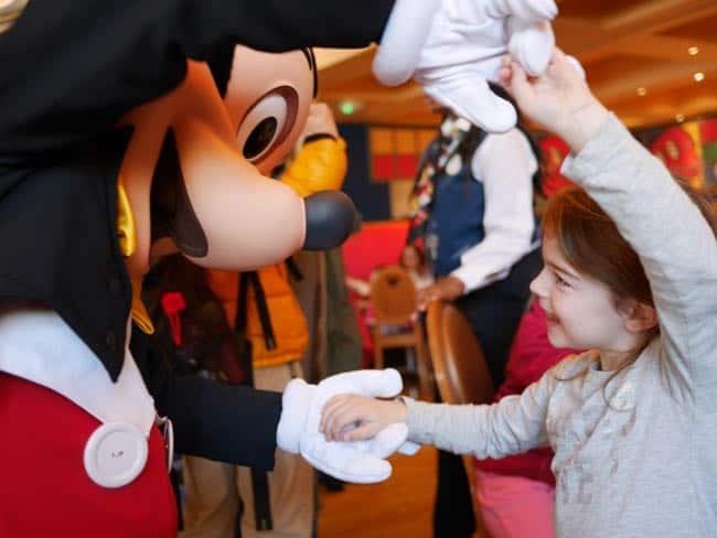 Bij Chez Mickey