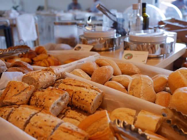 Het ontbijt, heerlijk meergranen brood