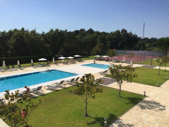 Heerlijk rustig zwembad