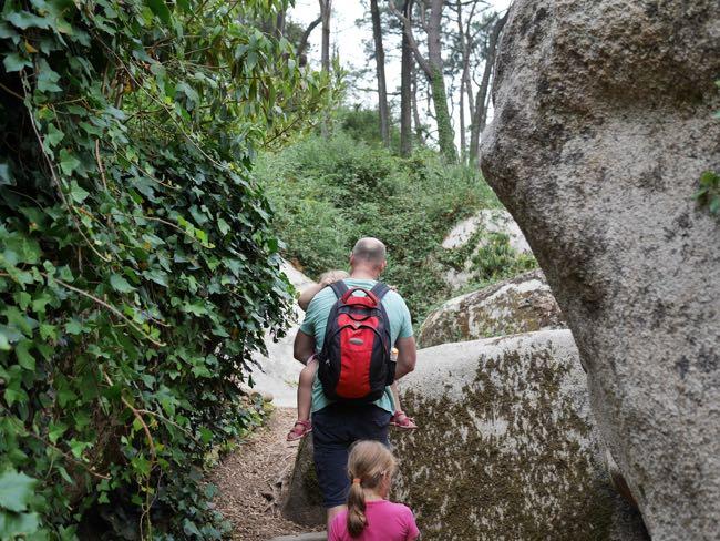 Vila Sassetti Trail