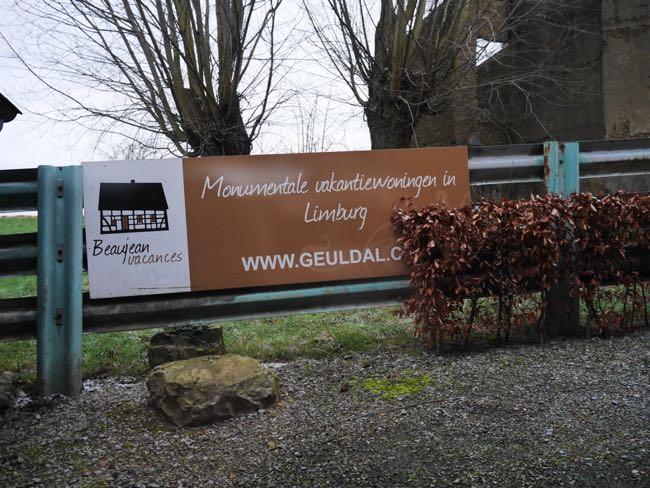 gropesaccommodatie in belgie