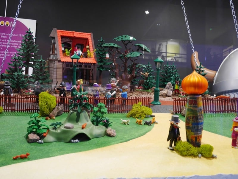 playmobiel speelgoedmuseum in colmar