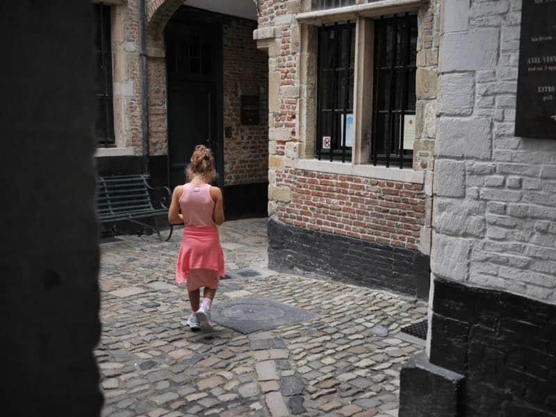 Vlaaikensgang Antwerpen