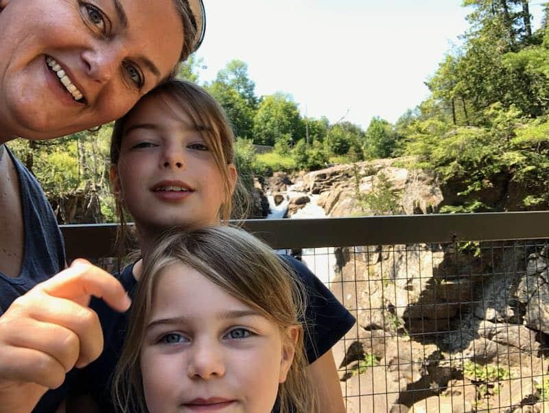 Adirondacks met kinderen
